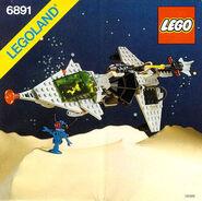 6891 Gamma-V Laser Craft