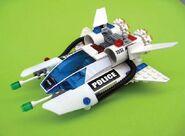 5973 Space Police Prototype