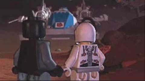 LEGO Battles All Space Cutscenes