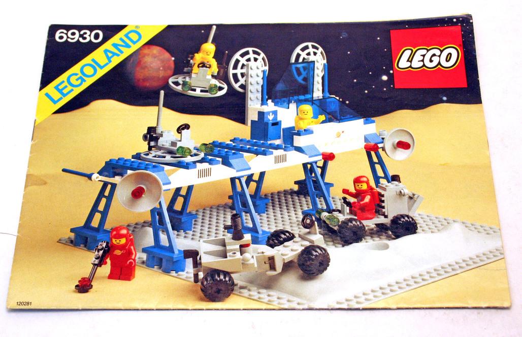 Image 6930 Instructionsg Lego Space Wiki Fandom Powered By