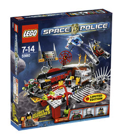 Ac lego space police 360
