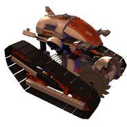 Claw Tank