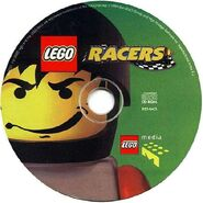 LR1 Green Disc