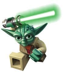 yoda - Lego Yoda