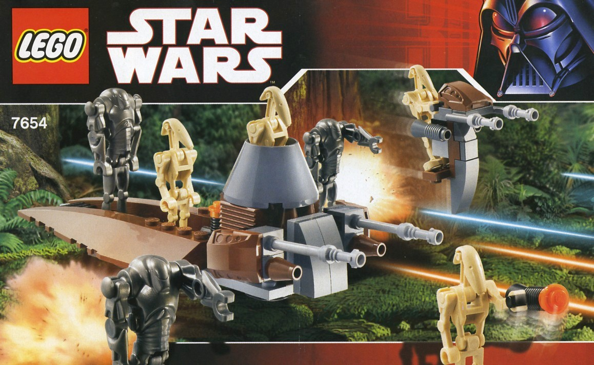 7654 Droids Battle Pack Lego Star Wars Central Wiki Fandom