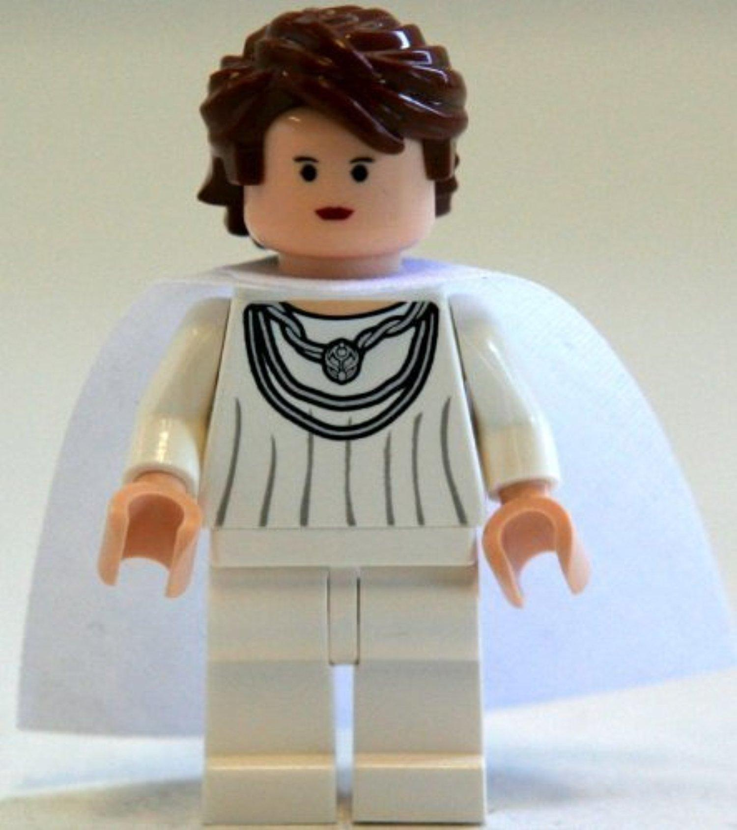 Lego Mon Mothma Minifigure from Set 7754 Star Wars NEW sw249