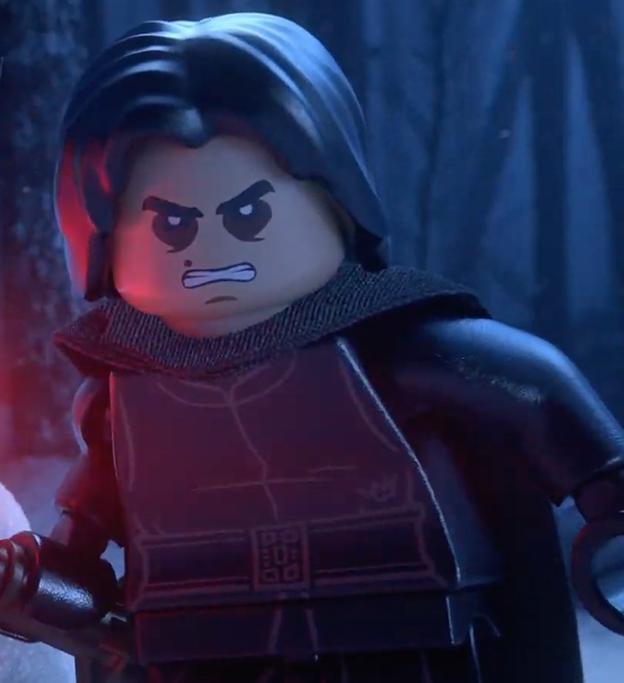 Kylo Ren Lego Star Wars The Skywalker Saga Wiki Fandom