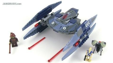 LEGO Star Wars 75041 Vulture Droid set review! (2014)