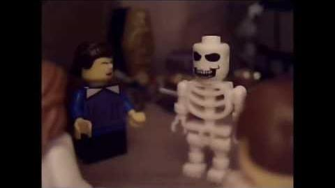 Lego The Haunted House Chronicles Of Pandrudica (Part I)-0