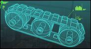 Armored Track Vehicle's Blueprint 3