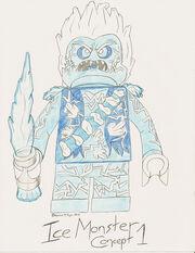 Ice monster 1