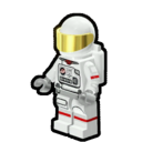 Icon Character Astronaut