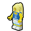 Icon Character Cheerleader