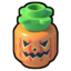 Icon Pumpkin Head