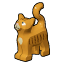 Icon Creature Tabby Cat