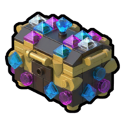 Icon Treasure Chest Crystal