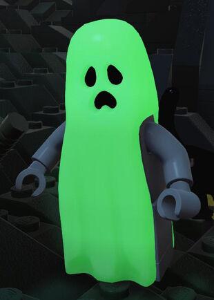 Ghost nighttime
