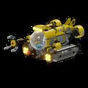 Icon Vehicle Deep Sea Submarine
