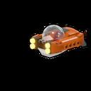 Icon Vehicle Small Submarine