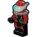 Icon Character Scuba Diver