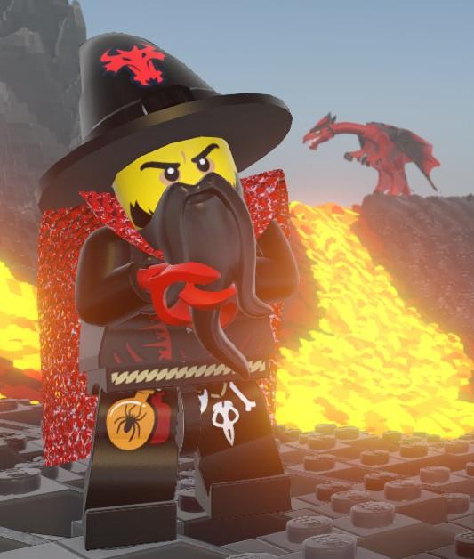 Dragon Wizard | Lego Worlds Wiki | FANDOM powered by Wikia | 533 x 628 jpeg 92kB