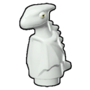 Icon Creature Baby Dragon White