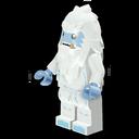 Icon Character Yeti