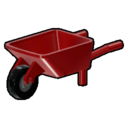 Icon Vehicle Wheelbarrow