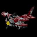 Icon Vehicle Biplane