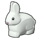 Icon Creature White Rabbit