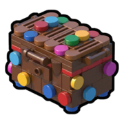 Icon Treasure Chest Candy
