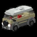 Icon Vehicle Camper Van
