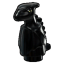 Icon Creature Baby Dragon Black