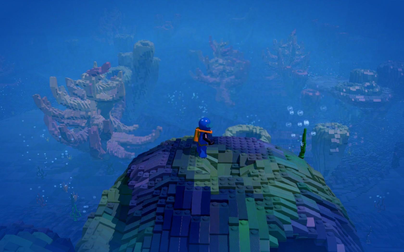 Submerged Secrets Lego Worlds Wiki Fandom Powered By Wikia