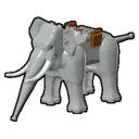 Icon Creature Elephant