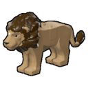 Icon Creature Lion
