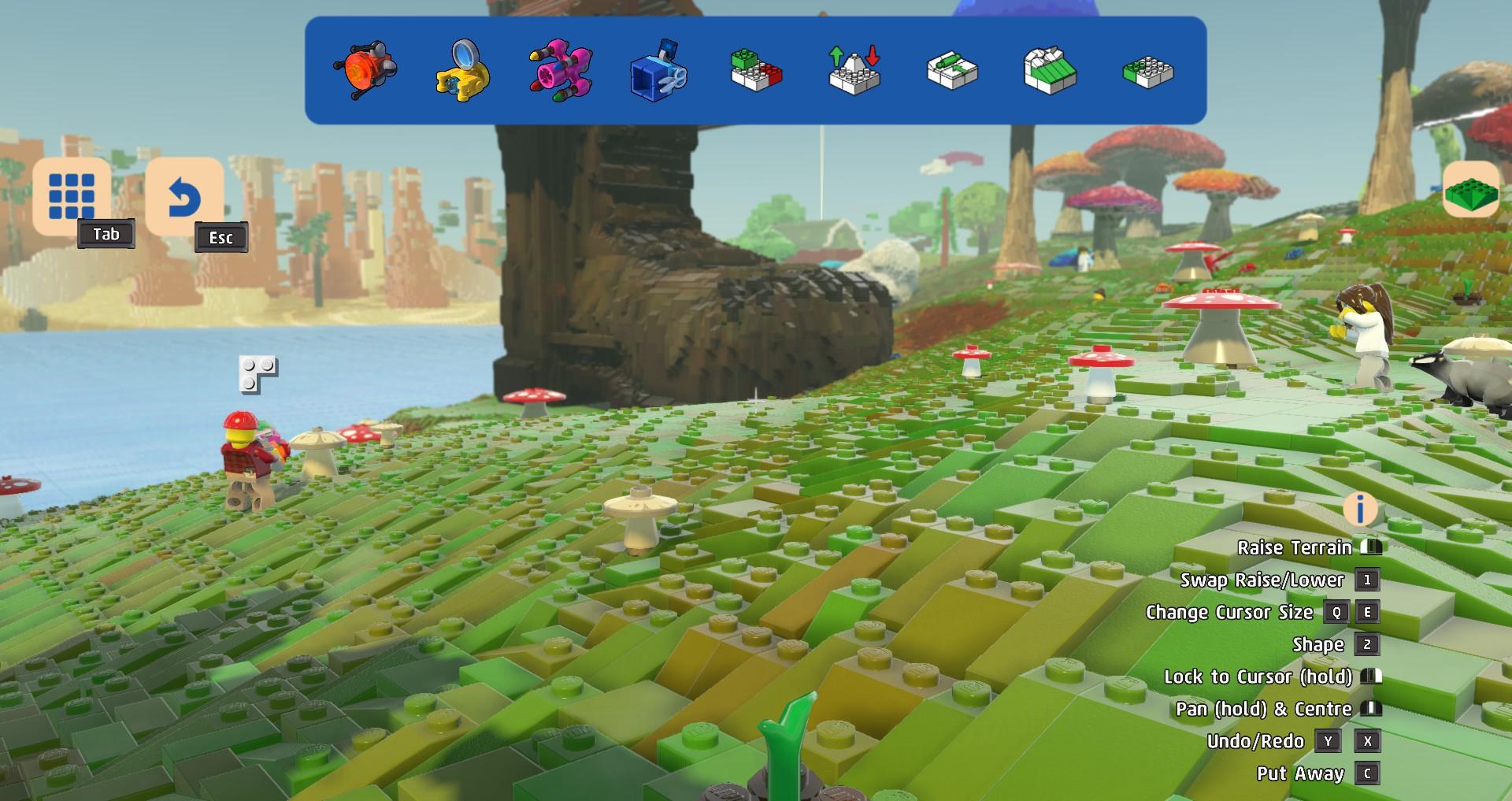 Free Build | Lego Worlds Wiki | FANDOM powered by Wikia