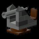 Icon Vehicle Castle Cannon