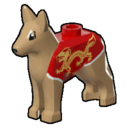Icon Creature Chinese New Year Dog