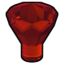 Icon Jewel Red