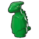 Icon Creature Baby Dragon Green