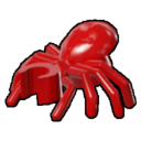 Icon Creature Red Spider