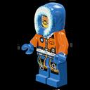 Icon Character Arctic Explorer