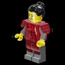 Icon Character Samurai