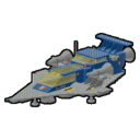 Icon Vehicle Space Cruiser
