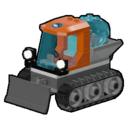 Icon Vehicle Arctic Snow Plough