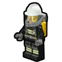 Icon Character Firefighter (Mask)