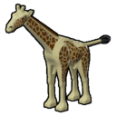 Icon Creature Giraffe