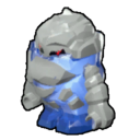Icon Creature Rockmonster Glaciator