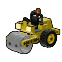 Icon Vehicle Road Roller